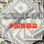 2020年6月の米国株配当金まとめ