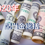 2020年の配当金総括