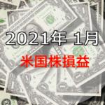 2021年1月の米国株配当金まとめ